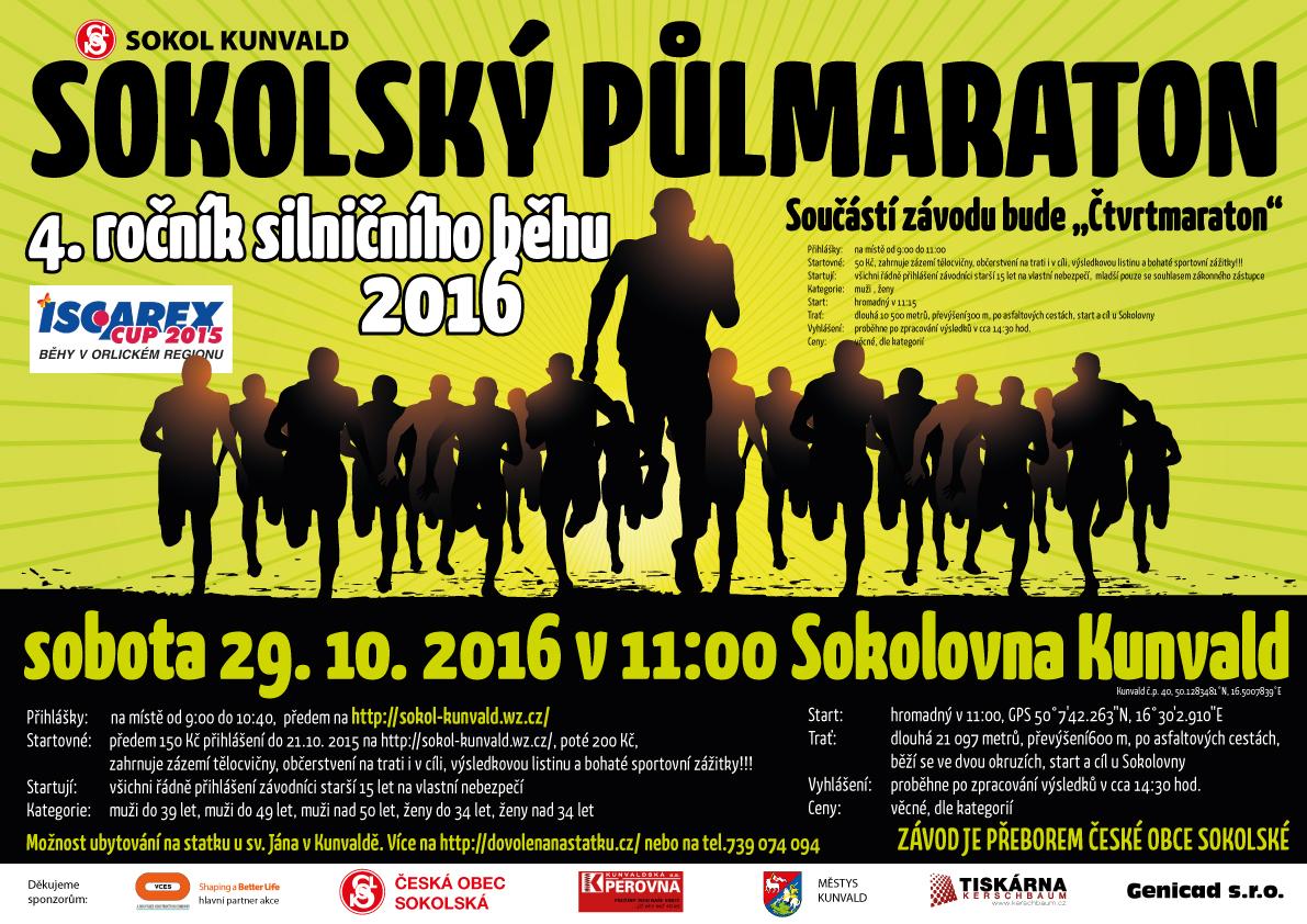 Kunvaldský půlmaraton